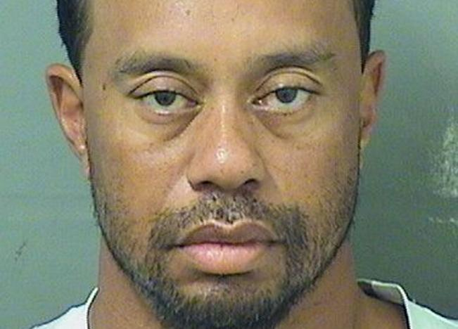 Golfer Tiger Woods arrested on DUI charge in Florida