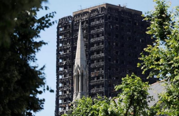 Insurance claims doubled for Grenfell Towers
