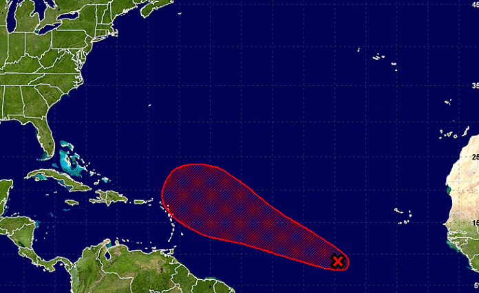Could the Atlantic see Tropical Storm Don this week?