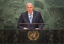 allen chastanet un united nations st lucia sep 25