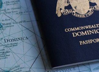 CBI dominica passport image