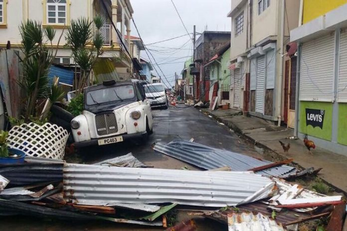 Dominica to Receive Financial Aid for Damage Left by Hurricane Maria
