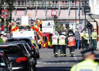 London Tube bomb