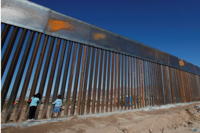 Prototypes Being Built For Trump S Us Mexico Wall Wic News