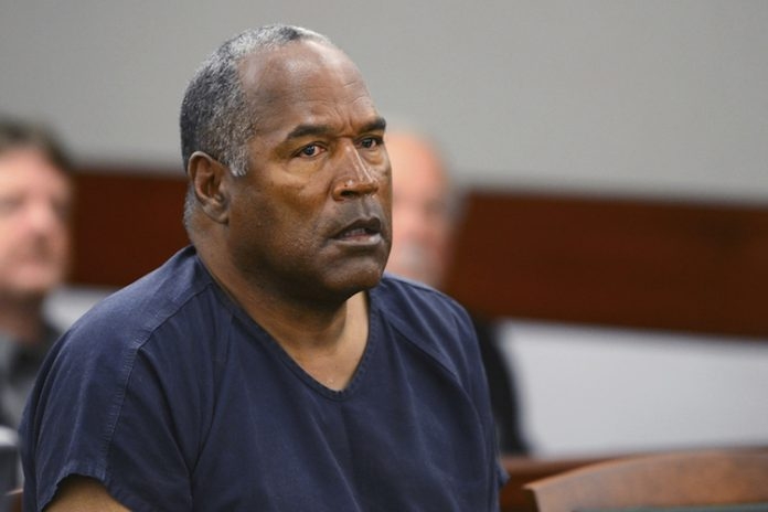 OJ Simpson could be released from prison as early as Sunday