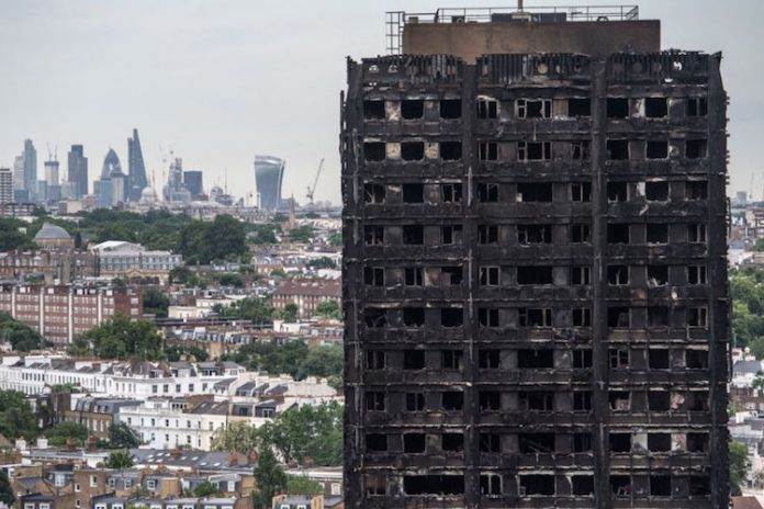 Grenfell fire killed 71, including stillborn baby