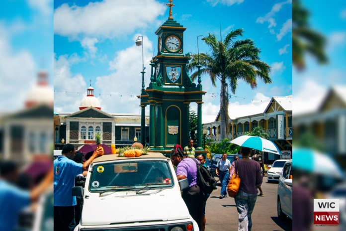 Basseterre St Saint Kitts and Nevis