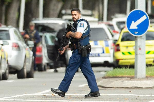 49 Dead In New Zealand Terrorist Attack At Mosques