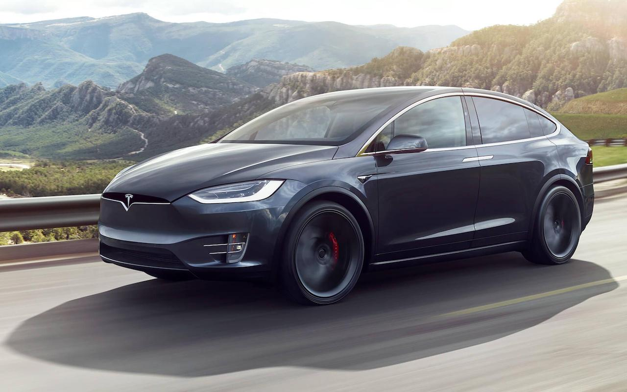 elon musk unveils new tesla model y suv wic news. Black Bedroom Furniture Sets. Home Design Ideas